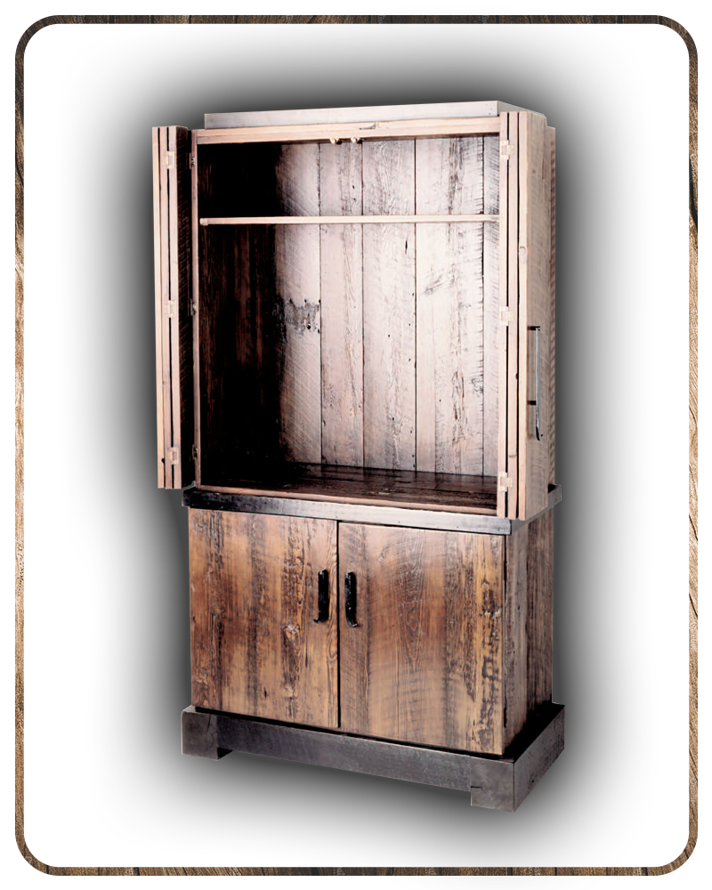 Contemporary-Armoire