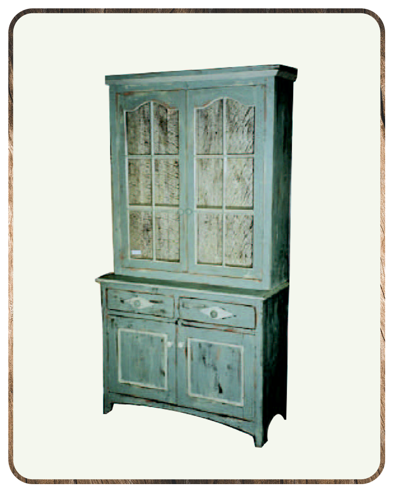 COTSWOLD CHINA CUPBOARD